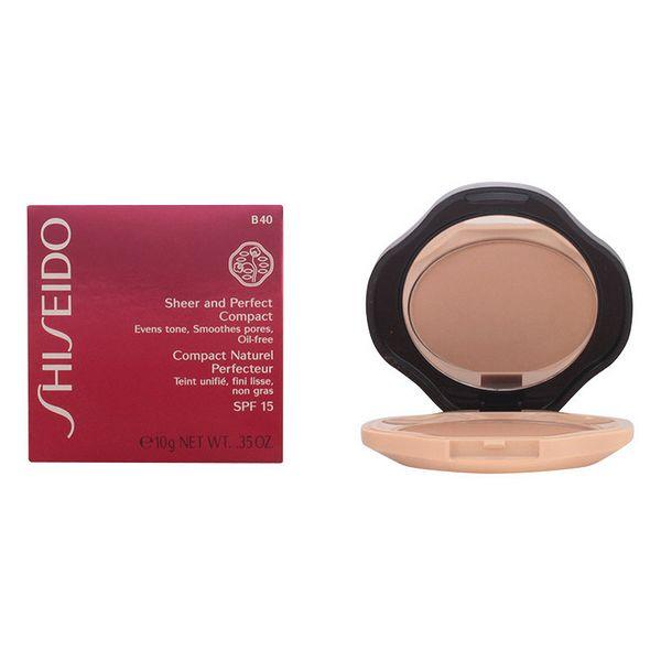 Maquillage compact Shiseido 420