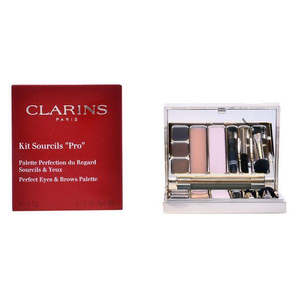 Palette d\'ombres à paupières Clarins 15911