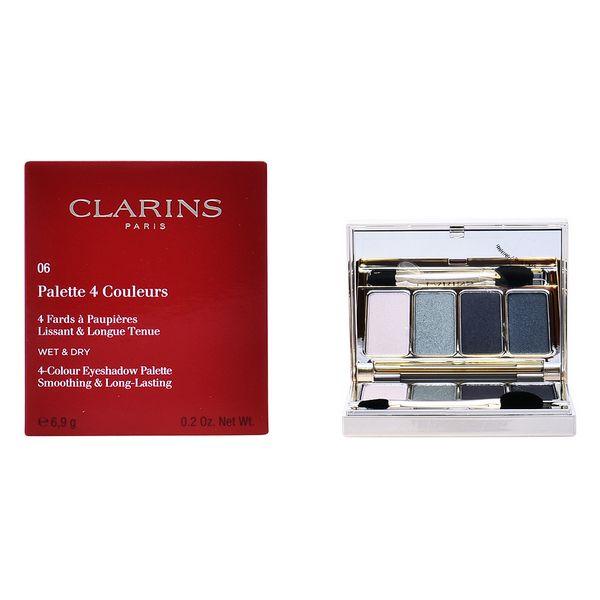 Palette d\'ombres à paupières Clarins 29038