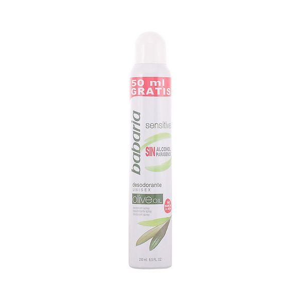 Spray déodorant Sensitive Babaria (250 ml)
