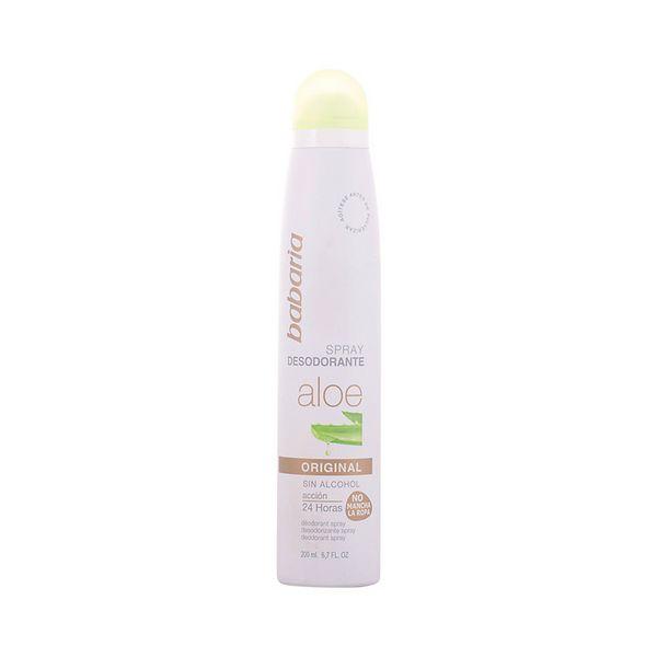 Spray déodorant Original Babaria (500 ml)