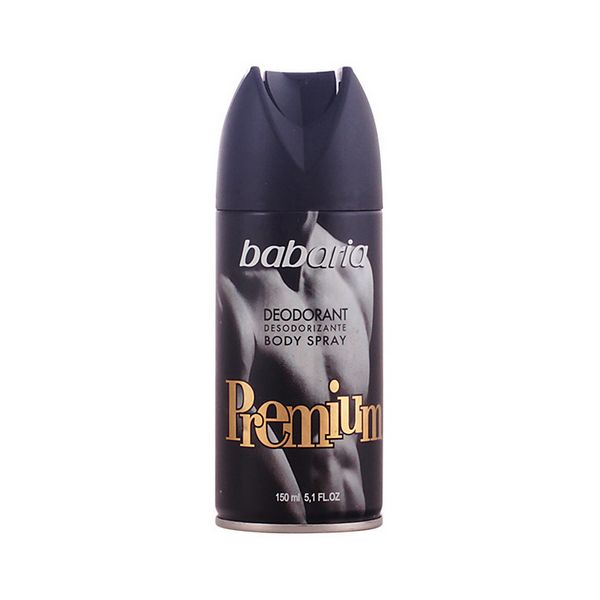 Spray déodorant Men Premium Babaria (150 ml)