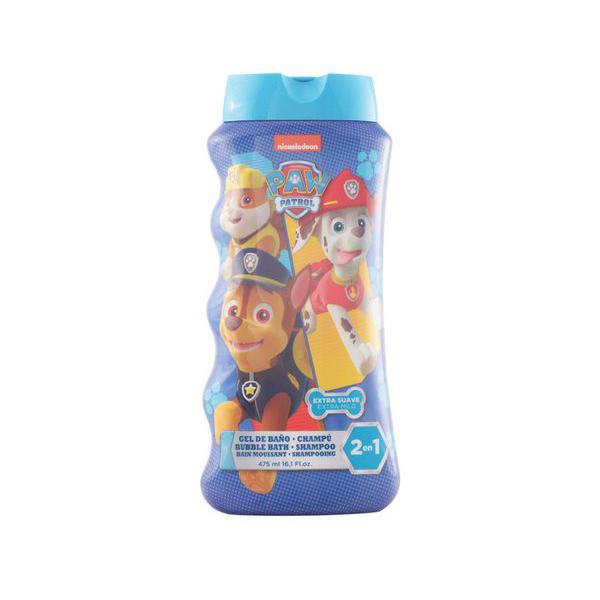 Gel et shampooing The Paw Patrol Cartoon (475 ml)