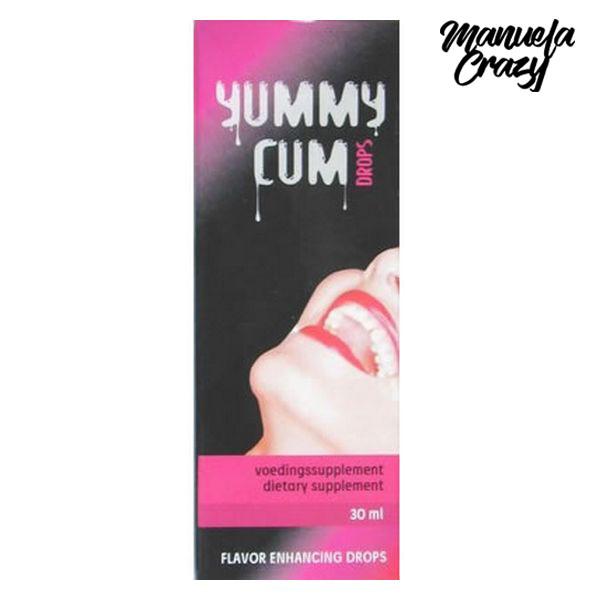 Gouttes Yummy Cum Manuela Crazy E20654