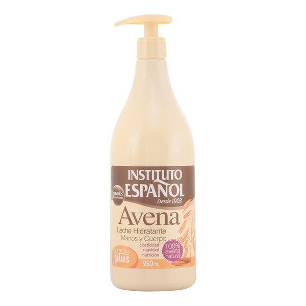 Body Milk Avena Instituto Español (950 ml)