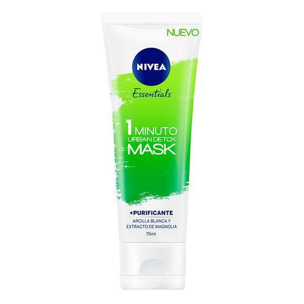 Masque antipores Urban Skin Detox Nivea (75 ml)