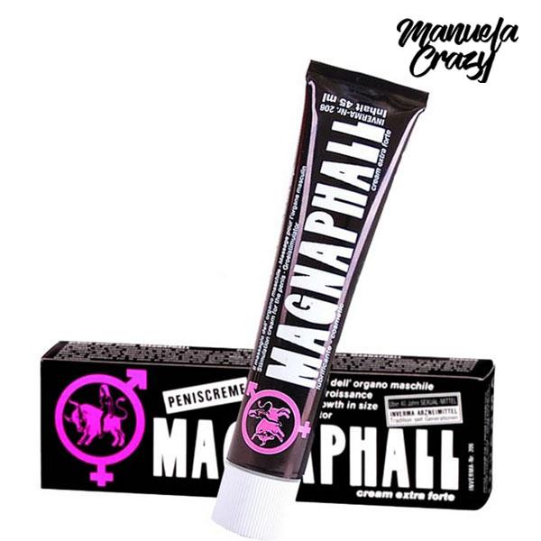 Crème Pénis Magnaphall Manuela Crazy 6002