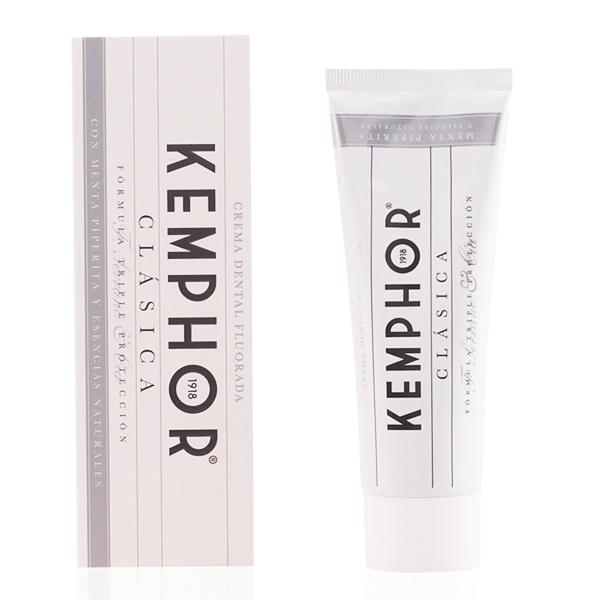 Dentifrice à la Menthe Poivrée Kemphor (75 ml)