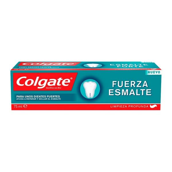 Dentifrice Fuerza Esmalte Colgate (75 ml)