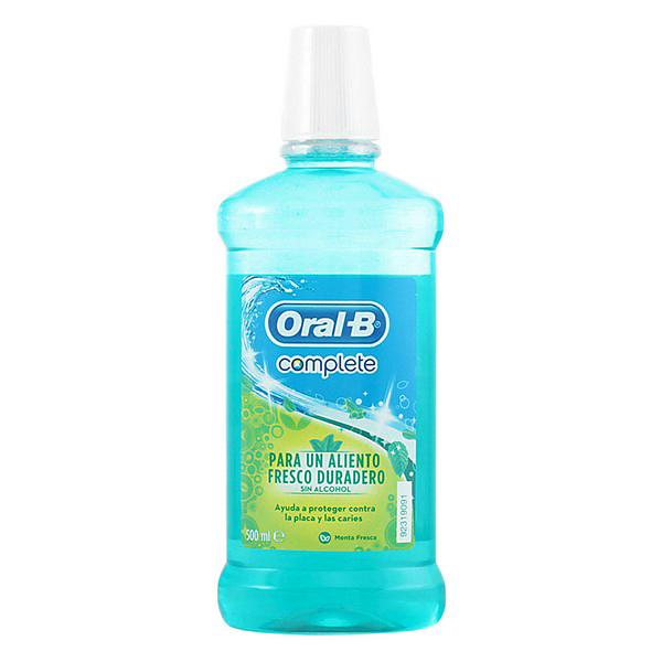 Bain de Bouche Complete Oral-B (500 ml)