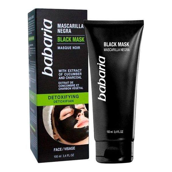 Mascara noir Detoxifyng Babaria