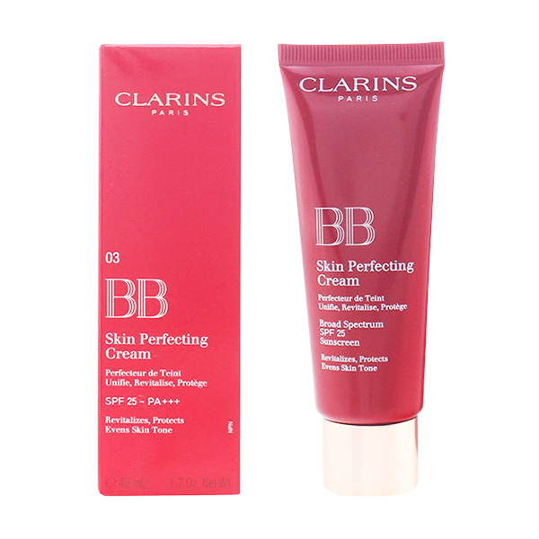 Crème hydratante effet maquillant Bb Clarins