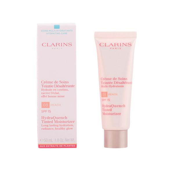 Crème hydratante effet maquillant Multi-hydratante Clarins