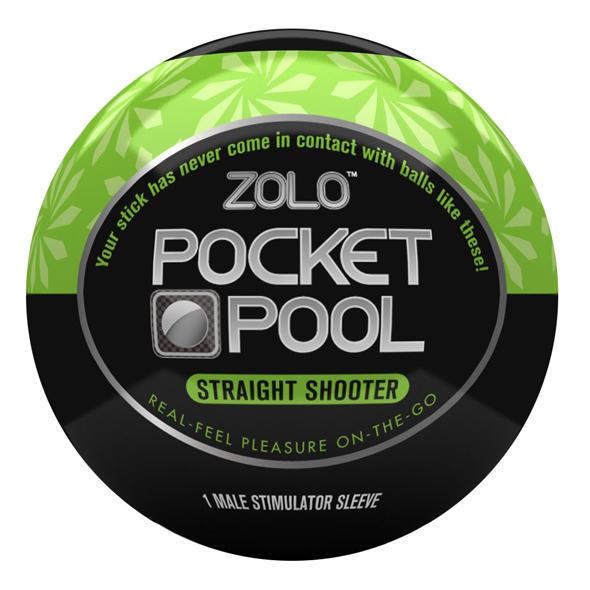 Pool de poche Straight Shooter Zolo ZOLOPPSTS