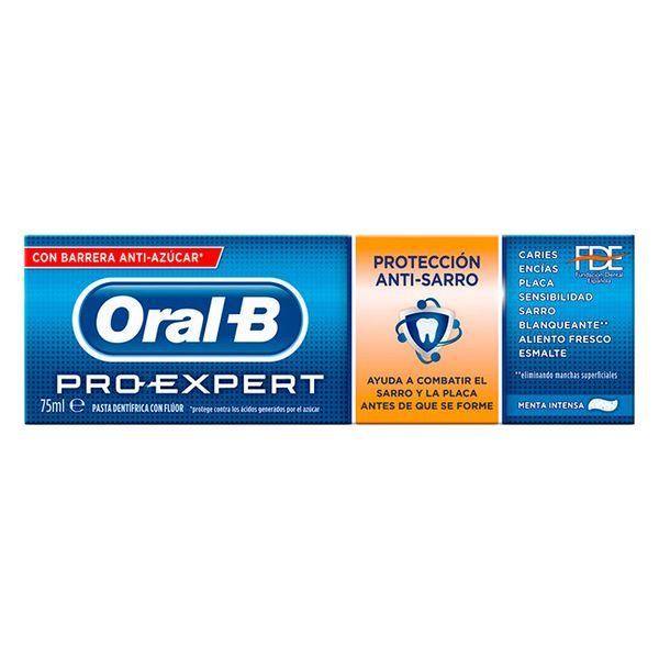 Dentifrice Anti-Tartre Pro-expert Oral-B (75 ml)