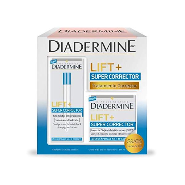 Set de Cosmétiques Femme Lift+ Super Corrector Diadermine (2 pcs)