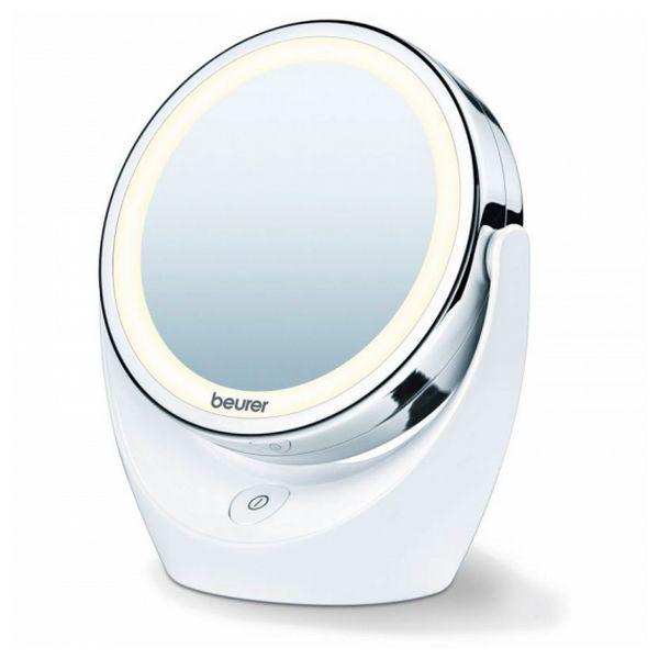 Miroir Rotatif Beurer BS-49 LED Blanc