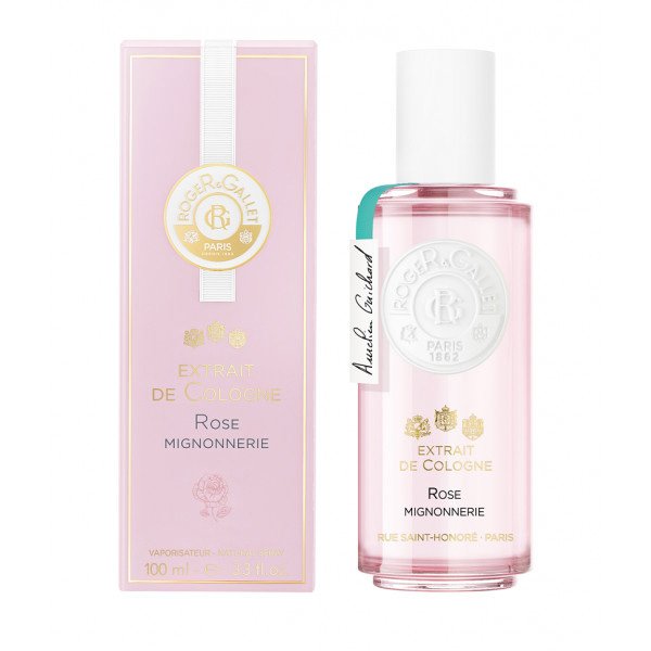 Parfum Femme Rose Mignonnerie Roger & Gallet EDC (100 ml)