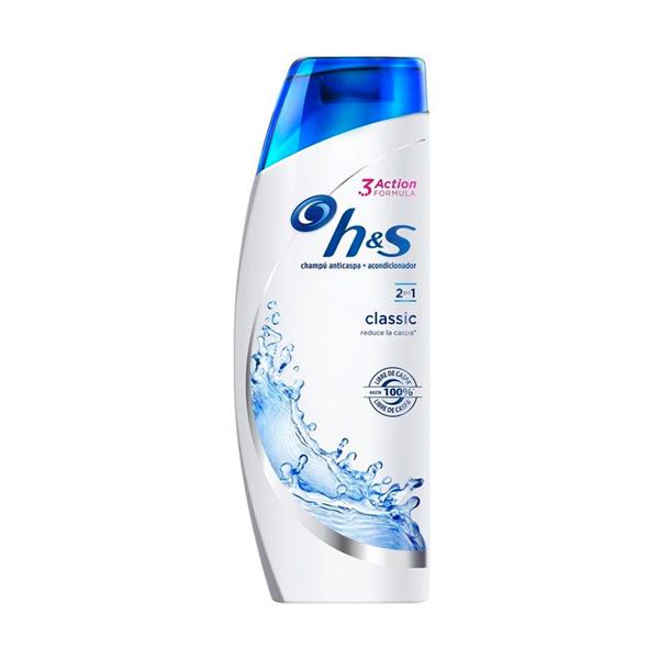 2-in-1 shampooing et après-shampooing anti-pellicule Head & Shoulders