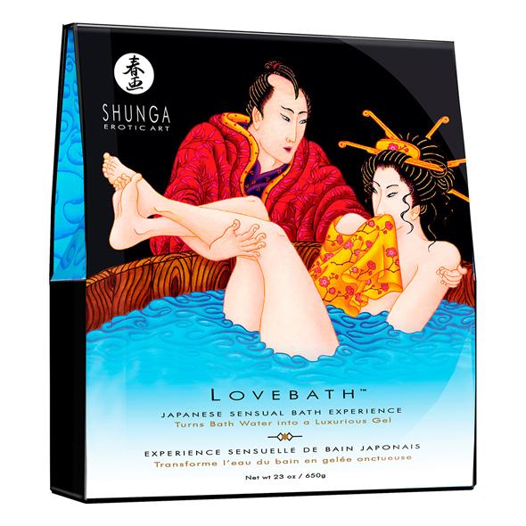 Lovebath Ocean Tentations Shunga 8000
