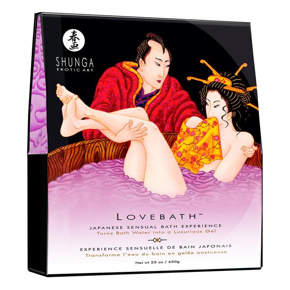 Lovebath Lotus Sensuel Shunga 8024