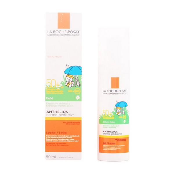 Protecteur Solaire pour enfant Anthelios Dermopediatric La Roche Posay Spf 50 (50 ml)