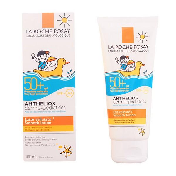 Protecteur Solaire pour enfant Anthelios Dermopediatric La Roche Posay Spf 50 (100 ml)