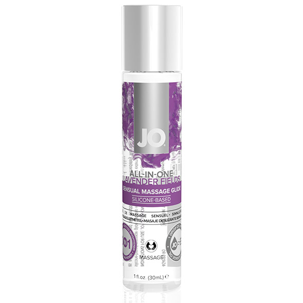 Massage Glide Lavande 30 ml System Jo SJ10146