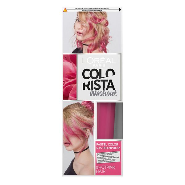 Coloration Non Permanente Hot Pink L\'Oreal Expert Professionnel