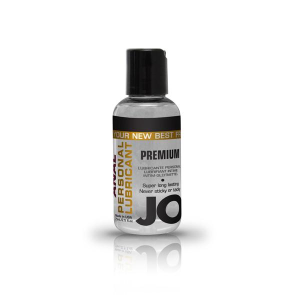 Lubrifiant silicone anal 75 ml System Jo SJ40102