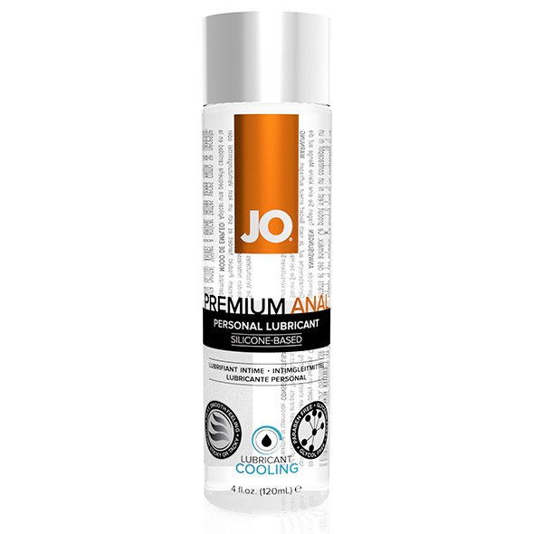 Lubrifiant silicone anal 120 ml System Jo SJ40209