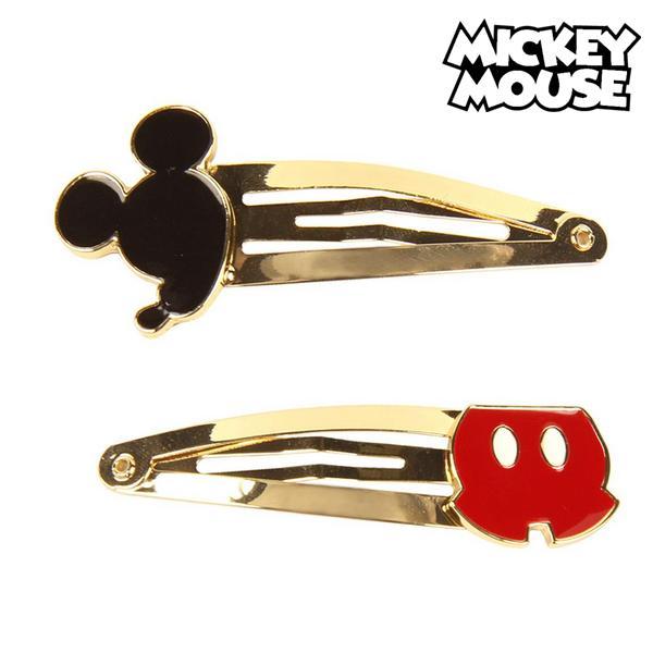 Accessoires pour les Cheveux Mickey Mouse 75308 (2 pcs)