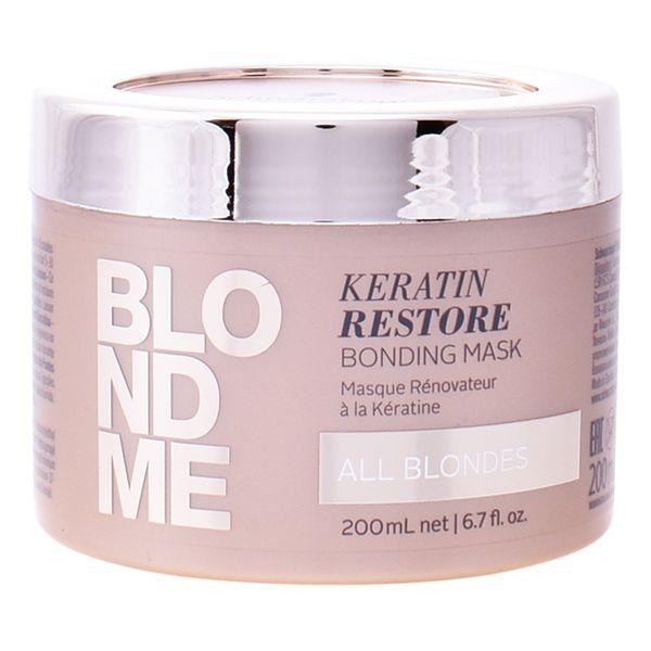 Masque à la kératine Blondme Schwarzkopf (200 ml)