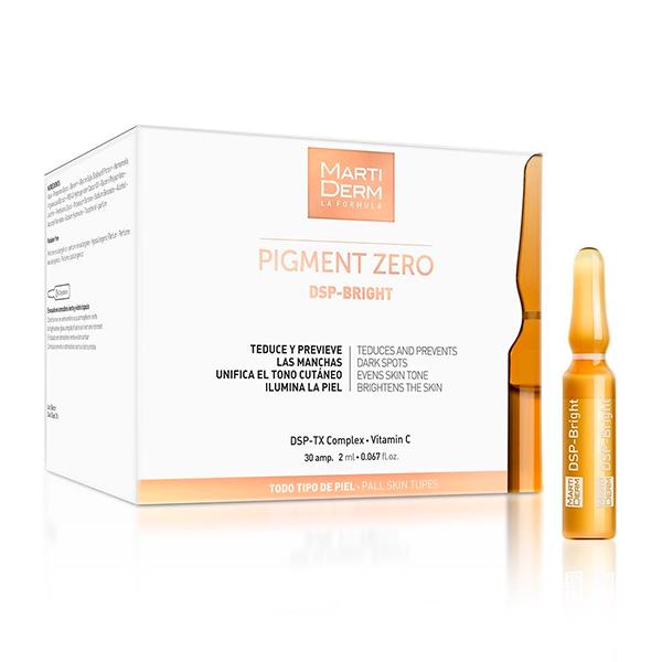 Concentré intensif anti-taches Pigment Zero Martiderm (2 ml)