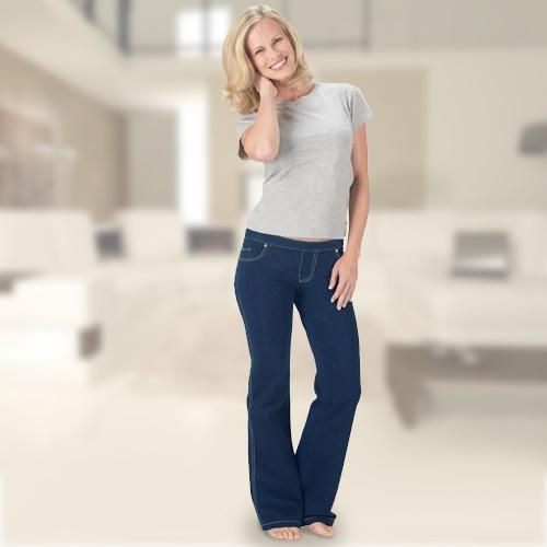Pantalon Jean Tout Confort