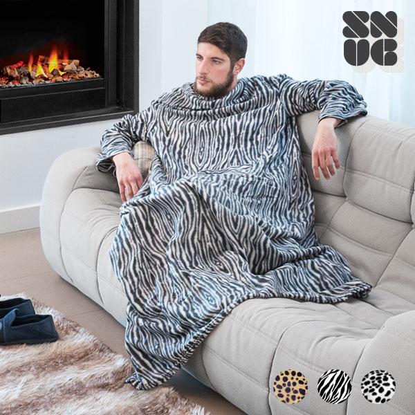Couverture à manches Snug Snug Big Tribu