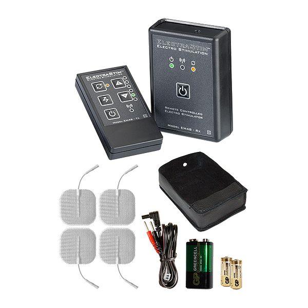 Kit Stimulateur Télécommandé ElectraStim EM48-E