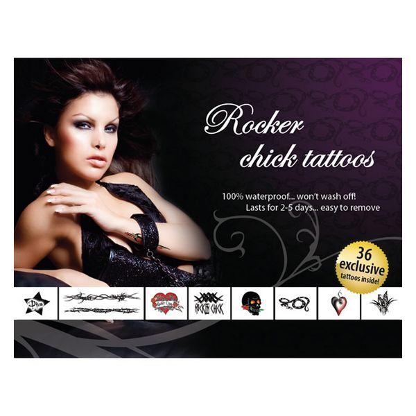 Rockeur Chic Adult Body Art E21257