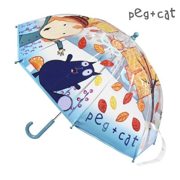Parapluie Bulle Peg + Cat 8788 (45 cm)