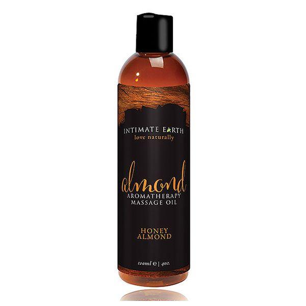 Huile de massage Amande 240 ml Intimate Earth 6455