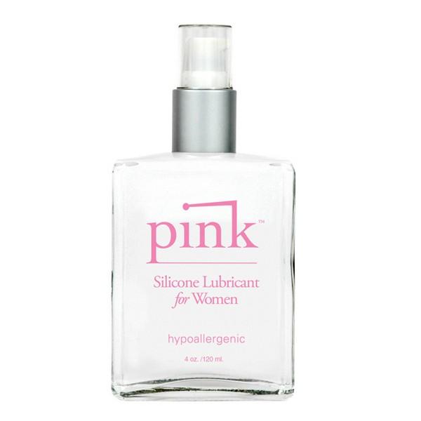 Lubrifiant silicone 120 ml Pink 15886