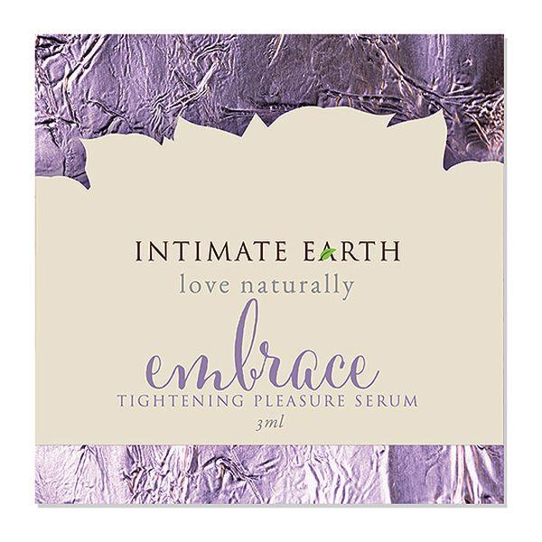 Embrasser le plaisir resserré Foil 3 ml Intimate Earth 6479