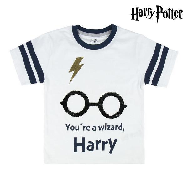 T shirt à manches courtes Premium Harry Potter 73498