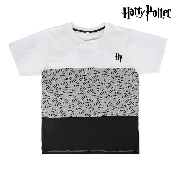 T shirt à manches courtes Premium Harry Potter 73706