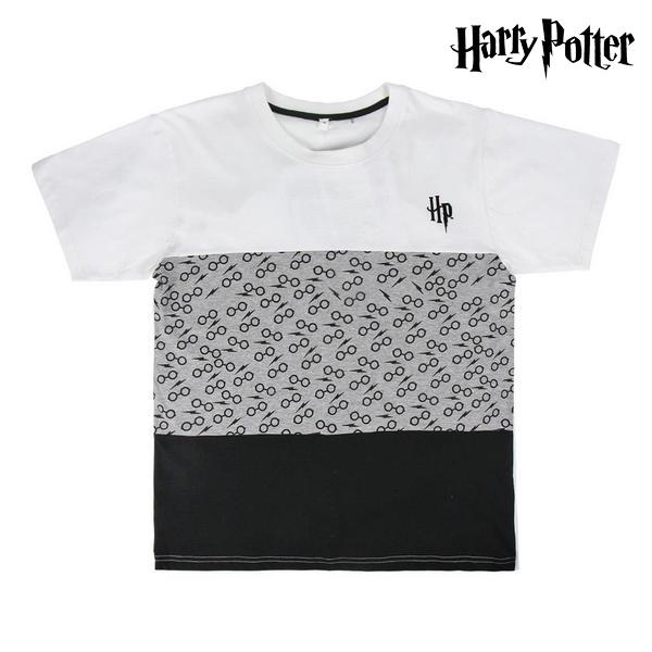 T shirt à manches courtes Premium Harry Potter 73987