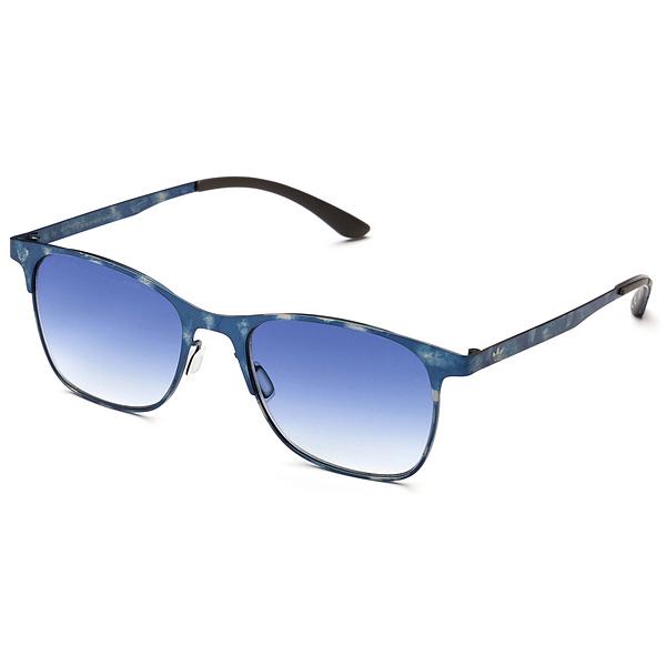 Lunettes de soleil Homme Adidas AOM001-WHS-022