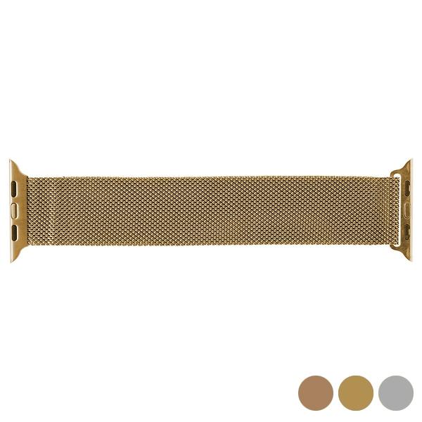 Bracelet à montre Apple Watch 2/38 Mm Acier inoxydable