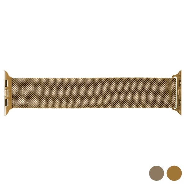 Bracelet à montre Apple Watch 2/42 Mm Acier inoxydable