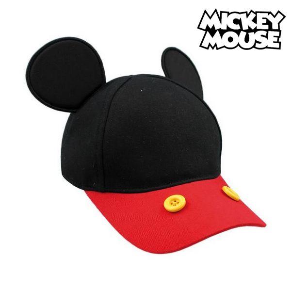 Casquette enfant Mickey Mouse 71472 (Ø 50 cm) Noir Rouge