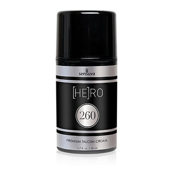 Crème Talc pour Homme HE(RO) 260 50 ml Sensuva 7679